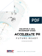 Philippine IT-BPM Roadmap 2022 Brochure