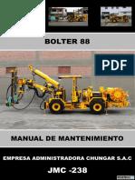 MANUAL DE MANTENIMIENTO BOLTER 88 JMC-238.pdf