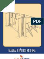 Manual Practico en Obra