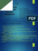 Chapter 15 Finance