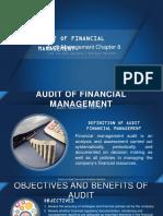 Audit Management Ch 8