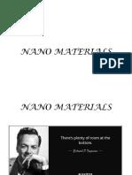 Nano Materials III