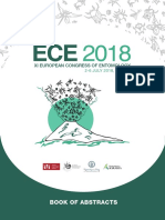 Book of Abstracts ECE2018