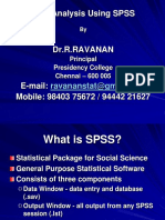 SPSS def + Job Description