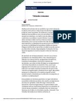 Virtudes Romanas, Por Antoni Puigverd