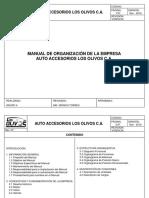 Manual Org. Multiservicios