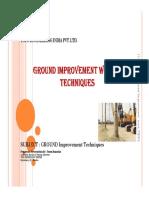 Ground Improvement Job & Techniques
