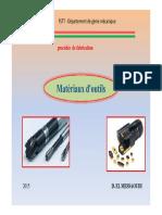 Matériaux d'Outils Diap