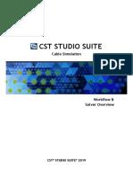 CST STUDIO SUITE - Cable Simulation.pdf