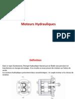 5. Moteurs Hydrauliques