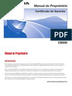MANUAL -- HONDA CB 500 1999.PDF