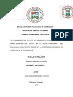 Determinación del efecto de diferentes dosis de bentonita como enmienda del suelo en el valor forrajero Arrhenatherum elatius (Pasto avena) en la comunidad Llangahua de la provincia de Tungurahua.pdf