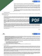 Anexo 5 Consideraciones y análisis