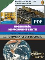 1.1. Fundamentos de Sismologia (Ingenieria Sismorresistente Unj 2019-i)(1)
