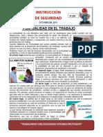 INSTRUCTIVO DE SEGURIDAD N° 293 PUNTUALIDAD EN EL TRABAJO.docx