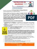 INSTRUCTIVO DE SEGURIDAD N° 297 CULTURA DE SEGURIDAD.docx