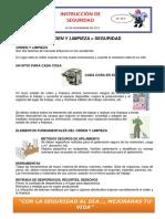 INSTRUCTIVO DE SEGURIDAD N° 313 ORDEN Y LIMPIEZA=SEGURIDAD.docx