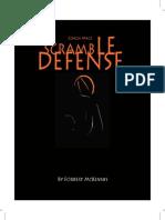 Scramble Final Book