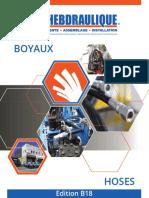 Boyaux Hydrauliques Hebdraulique Edition 2018