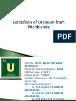 Uranium Report