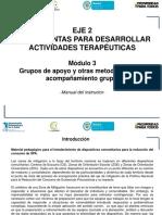 Manual Facilitador Grupos Apoyo