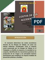 Presentciondecostosdelosaccidentes 100722005527 Phpapp01 120928101808 Phpapp02