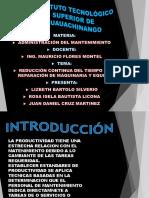 325157110-4-5-Reduccion-Continua-Del-Tiempo-de-Reparacion-de-Maquinaria-y-Equipo-1.pptx