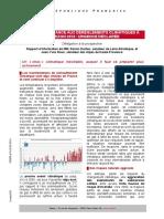 ADAPTER LA FRANCE AUX DÉRÈGLEMENTS CLIMATIQUES À L'HORIZON 2050