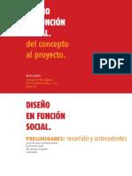 Diseño en función social