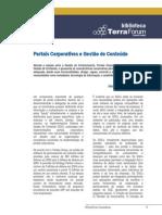 Portais Corporativos e Gestao de Conteudo - Terra Forum - 5p
