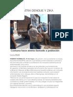 15-May-2019 Duro Contra Dengue y Zika