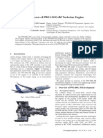 Pratt and Whitey PW1100 engine development overview Airbus A320 NEO