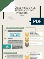 GESTION DE RIESGO Y DE LOS INTERASADOS DEL.pptx