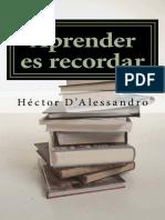 Aprender Es Recordar (Héctor D'Alessandro)