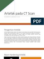 Artefak pada CT Scan.pptx