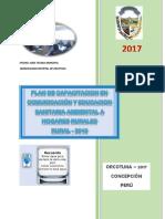 PLAN DE CAPACITACION EN COMUNICACIÓN Y EDUCACION SANITARIA AMBIENTAL A HOGARES RURALES 2   nov 2017.docx