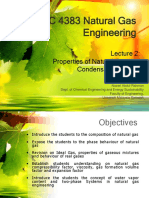 KNC 4383 Natural Gas - Lecture 2