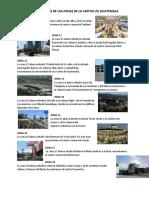 LUGARES IMPORTANTES DE LAS ZONAS DE LA CAPITAL DE GUATEMALA.docx