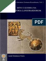 Jardel Modenesi Fiorio - Mito e Guerra Na Historia Langobardorum-DLL-UFES (2011)