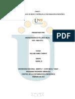 – Tarea 1 - Reconocer La Importancia de Medir y Controlar La Contaminación Atmosférica