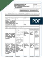 GFPI-F-019 Vr2. GUIA 35 Digitacion de Textos I
