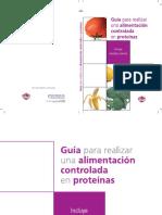 Guia para realizar una alimentacion controlada de proteinas.pdf