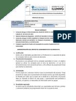 FICB PRE-IIND-PBOG Proyecto de Aula 1011 Modelo Toma de Decisiones 2019-1