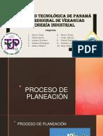 Charla de Planificacion - Planeacion Agregada