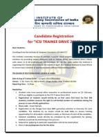 Candidate Registration 270318