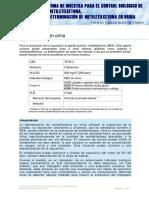 Metilcetona en Orina