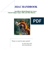 Essiac Handbook English