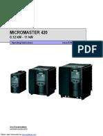 MICROMASTER 420.pdf