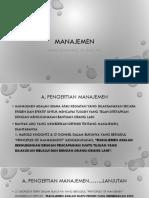 Manajemen Farmasi i