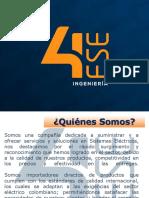 Presentacion 4S Ingenieria SAS EE
